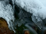 Snowy Stream by d_spin_9, photography->nature gallery