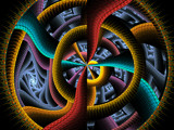 Gone Through The Wringer by Joanie, Abstract->Fractal gallery