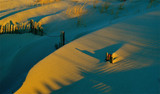 shadowed sand dune by solita17, photography->landscape gallery