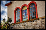 Pandas In The Window by Jimbobedsel, Photography->Architecture gallery