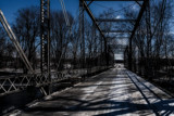 Winter In Roann_Shadows by tigger3, photography->bridges gallery