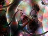 Burrowing Through Tunnels of Light by nmsmith, Abstract->Fractal gallery