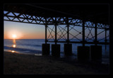 under the pier by JQ, Photography->Shorelines gallery
