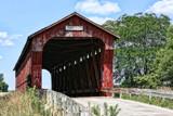 Swartz Covered Bridge by Jimbobedsel, photography->bridges gallery