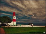 Souter Lighthouse by Dunstickin, photography->lighthouses gallery