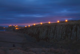 Hadrians wall illumination by Leahcim_62, photography->landscape gallery