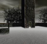 The Unknown by Vessmer, computer->3d gallery