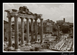 Roman Forum by Corconia, Photography->Castles/ruins gallery