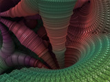 Blooming Tornado Tubes by Joanie, abstract->fractal gallery