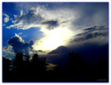 Great Blues & Fire by ccmerino, Photography->Sunset/Rise gallery