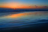 Haceta Beach Sunset by Zyrogerg, photography->sunset/rise gallery