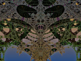 A Spiders Dream House by Joanie, abstract->fractal gallery