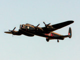 British Lancaster Bomber by ted3020, Photography->Aircraft gallery