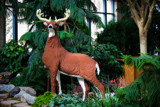 Papa Deer Lego Sculpture by Pistos, photography->sculpture gallery