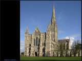 Salisbury Cathedral by od0man, Photography->Places of worship gallery