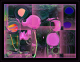 The Pink Thing by verenabloo, abstract gallery