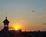 Seaside Sunset by roxanapaduraru, Photography->Sunset/Rise gallery