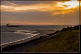 Outward Bound At Dusk by corngrowth, photography->shorelines gallery