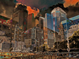 The City by casechaser, computer gallery
