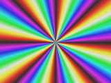 High Contrast Rainbow by galaxygirl1, Abstract->Fractal gallery