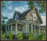 Civil War House 1864 - HDR1 by gandarva, photography->architecture gallery