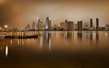 San Diego from Ferry Landing by tweir, photography->city gallery