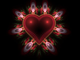 For My Valentine by Joanie, Abstract->Fractal gallery
