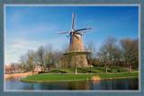 Middelburg (56), Seismolen 3 by corngrowth, Photography->mills gallery