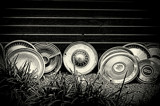 Hubcap Memories by Fifthbeatle, photography->general gallery