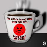 Mourning Coffee 24 by Jhihmoac, illustrations->digital gallery