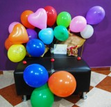 Its a Colorful Birthday Bash!! by abee, photography->balloons gallery