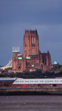 Cathedrals Across The Mersey by braces, photography->places of worship gallery