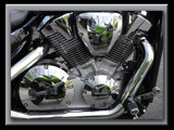 Motorcycle Reflections by theradman, Photography->Transportation gallery