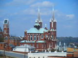 Majestic Church Spires by connodado, Photography->Places of worship gallery