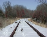 Snow Tracks by jojomercury, photography->trains/trams gallery