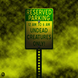 Reserved Parking by Jhihmoac, illustrations->digital gallery