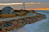 the road to chapin beach by solita17, Photography->Shorelines gallery