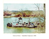 Cleeces Ferry Boat by CDHale, photography->boats gallery