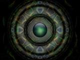 Stone Mandala - Green by Beesknees, Abstract->Fractal gallery
