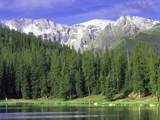 Summer Echo Lake by Yenom, Photography->Landscape gallery