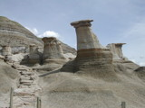 The Hoodoos in Drumheller, Alberta by fogz, Photography->Landscape gallery