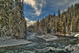 Upper Naches River by DigiCamMan, photography->landscape gallery