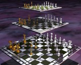Check Mate by MrXwild, Computer->3D gallery