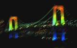 Odaiba Rainbow Bridge by tijuanatanker, Photography->Bridges gallery