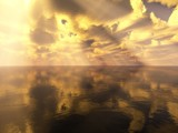 Golden Sunbeams by eris007_2003, Computer->Landscape gallery