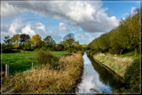 Dutch Polder In The Fall by corngrowth, photography->landscape gallery
