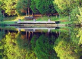 Lake Anna Fishing Pier by sharonva, photography->shorelines gallery