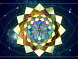 Star - Stained Glass Design by nmsmith, abstract gallery