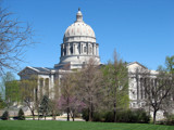 Missouri State Capitol by Hottrockin, Photography->Architecture gallery