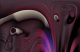 Purple Shade by Flmngseabass, abstract gallery